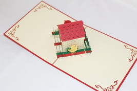 Chicken Coop, Birthday Card, Greeting Card, Christmas Card, 217 - $6.99