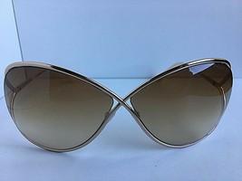 428b6754799ae New Tom Ford Miranda TF 130 TF130 28F 68mm Oversized Sunglasses Italy -   169.99