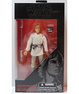 Star Wars  A New Hope The Black Series Luke Skywalker 6 inch figure - $26.95
