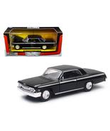 1962 Chevrolet Impala SS Black 1/24 Diecast Mod... - $52.99