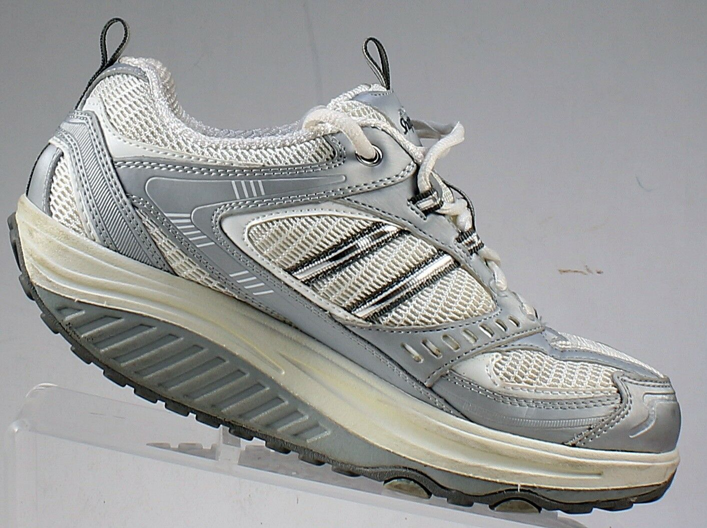 Skechers Shape Ups 11814 Women Rocker Toning Sneaker Shoe 7.5 training athletic image 4