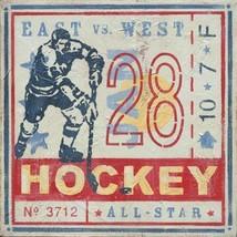 Ice & Field Hockey Sport Metal Sign - $19.95