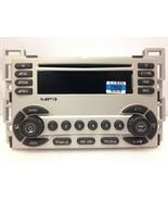 CD MP3 XM ready radio for 2005 Equinox. OEM factory original GM stereo. ... - $119.81