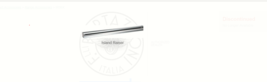 Bertazzoni Professional Series  IR36X 36 Inch Island Raiser: Stainless Stee - $187.11