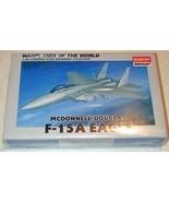 Minicraft 1/144 #4421 USAF F-15A EAGLE Warplanes MISB! - $9.86