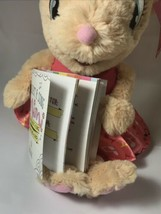 Hallmark Request A Song Mimi Plush Mouse Song Book Interactive Singing T... - $47.80