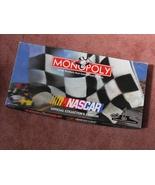 NASCAR MONOPOLY Collectors Edition, 1997 - NICE! - $19.79