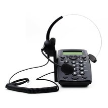 HQTelecom Hands-free Headset with Backlight Caller ID LCD Display - $49.99