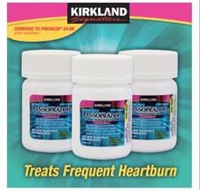Kirkland LANSOPRAZOLE Acid Reducer 42 ct Generic 24 HR HEARTBURN - $19.54