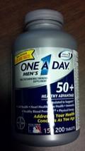One A Day Men's 50 Advantage Multivitamin 200 tablets - $24.74