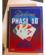 PHASE 10~ New in Box Fundex games 1995- Family Fun! - $12.86
