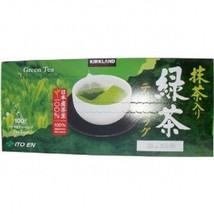 Kirkland Signature Matcha Blend Green Tea 100 bags 100% Japanese  Leaves - $28.70