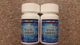 Kirkland Anti-Diarrheal 400 Caplets  2 mg Loperamide Hydrochloride 2mg D... - $39.59