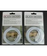 """Lot of 2 Black & Decker Under Cabinet Lighting 108"""" Stove Sink Jumper - $13.45"""