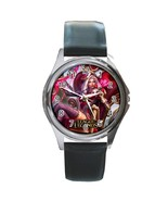 Lol heartseeker ashe league of legends round metal watch thumbtall
