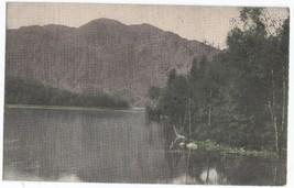 Loch Katrine Scotland Sir Walter Scott Vintage Postcard - $6.95