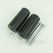 Black Frame Slider Crash Fairing Engine Protector For Honda CBR600 91-98... - $15.99
