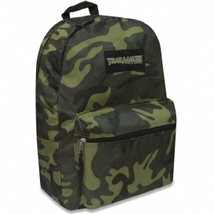 CAMOUFLAGE BACKPACK NEW WITH TAGS! - $11.99