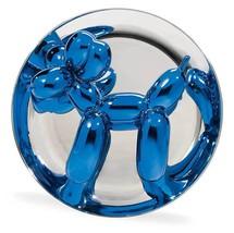 JEFF KOONS Blue Balloon Dog Sculpture Numbered ... - $19,800.00