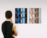 ANDY WARHOL 2 Unique 1966 Color Screen Tests: Gerard Malanga Dealer JKLFA.com - $14,850.00