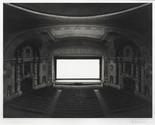 HIROSHI SUGIMOTO Theaters Photography Set: Photogravure + Ltd Ed Book JKLFA.com - $4,455.00