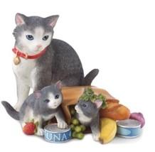Lenox Grocery Giddy Kitties Cat Figurine NIB - $21.99