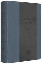 ESV MacArthur Study Bible - TruTone, Blue/Charc... - $52.99