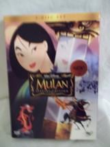 Mulan (DVD,2004 Release-2 Disc Set) - Brand New - $18.99