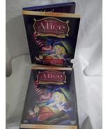 Alice in Wonderland (DVD, 2004, 2-Disc Set, The Masterpiece Edition)-Bra... - $16.99