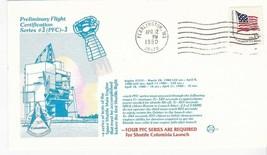 PFC-3 ENGINE #0009 SPACE SHUTTLE COLUMBIA PEARLINGTON MS APRIL 12 1980 S... - $1.98