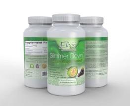 Slimmer Down | Garcinia Cambogia with HCA+200mg Resveratrol | Synergisti... - $21.73+