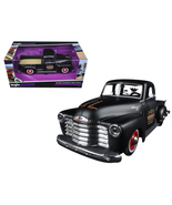 "1950 Chevrolet 3100 Pickup Truck Matt Black ""Ou... - $49.99"