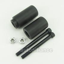 Black Frame Slider Crash Engine Protector For Kawasaki Ninja ZX7R 96-03 ... - $17.99