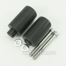 Black Frame Slider Crash Engine Protector For Suzuki GSXR 1000 07-08 - $15.99