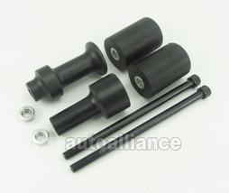 Black Frame Slider Crash Engine Protector For Kawasaki Z1000 03-06 - $24.99