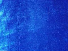 Royal Blue Velvet Hair Scrunchie Scrunchies by Sherry Ponytail Holder Tie - $6.99
