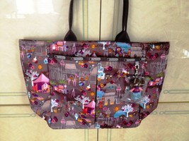 Lesportsac Disney Moroccan Sun Collection EveryGirl Tote w/Charm NWT - $289.99