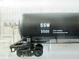 Micro-Trains # 11000510 Cotton Belt 56' General Service Tank Car N-Scale image 2