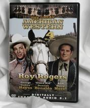 The Great American Western Volume # 36 DVD Roy Rogers, Cisco Kid - $8.75