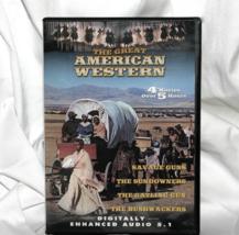 The Great American Western Volume # 12 DVD John Ireland, Robert Preston - $7.65