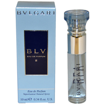 Bulgari BLV II Eau de Parfum Spray - .34 oz/10 ml - NIB - $14.50