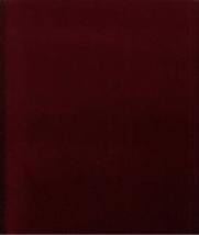 9 yds Majilite NovaSuede Bordeaux Upholstery Fabric Faux Suede  EA - $128.25