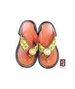 Traditional Handmade Men's Slipper Ghanaian Traditional Slippers Men's s... - $52.65