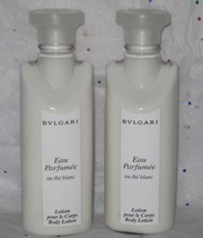 Bulgari Au The Blanc White Tea Body Lotion - 4 oz Total - $14.95