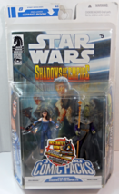 Star Wars Shadows of the Empire Dark Horse Comic Pack Leia Organa Prince Xizor - $21.95