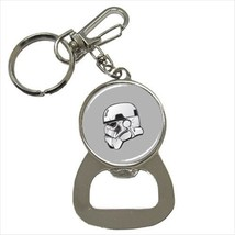Starwars Imperial Stormtroopers Bottle Opener Keychain - $6.74