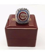 2016 Chicago Cubs Baseball World Series Championship Ring with wooden box - $35.00