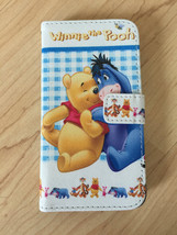 Winnie The Pooh PU Leather Case For Samsung Galaxy S6 Edge Plus + Ship From NY - $11.99