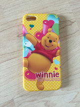 Disney Winnie The Pooh And Chip And Dale TPU Soft Case For iPhone SE / 5/5s - $7.99