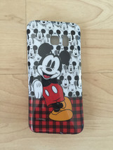 Disney Mickey Mouse TPU Soft Case For Samsung Galaxy S7 , S7 Edge Ship From NY - $10.99